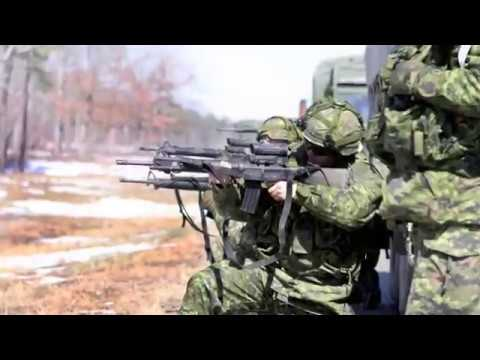 We Are Canadian Soldiers