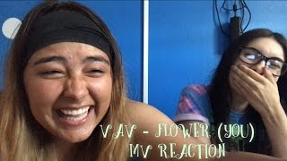 Vav - Flower (You) MV Reaction