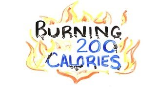 Weird Ways to Burn 200 Calories