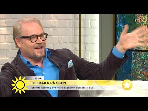 Fredrik Lindström tillbaka på scen: