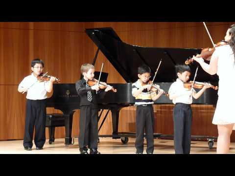 Parker plays Eastman - Ensemble