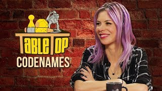 TableTop: Wil Wheaton Plays Codenames with Michele Morrow, Travis Willingham, And Many More!