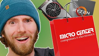 Let's Build a Bang-for-the-Buck AMD Gaming PC!!