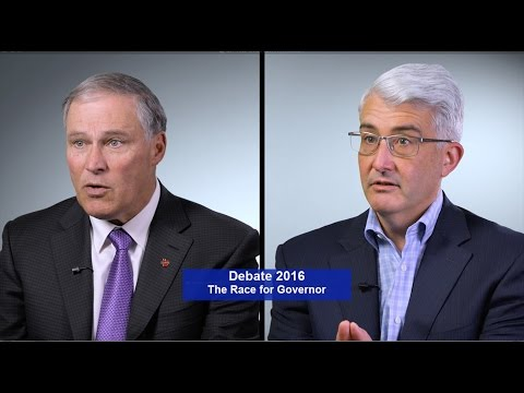 Video Voter's Guide - WA Governor