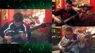 Kultur Shock MIX-Ethno metal cover