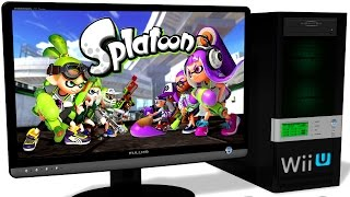 CEMU 1.5.3 Wii U Emulator - Splatoon (2015). Gameplay. Test run on PC #6