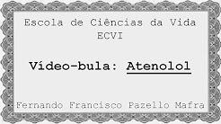 Vídeo-bula: Atenolol