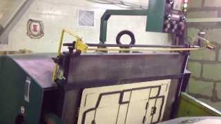 Тигельный пресс ML-1300, ООО
