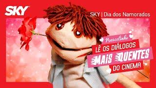 Marcelinho dá dicas de como esquentar o Dia dos Namorados | SKY
