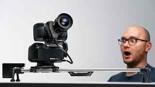 This Camera Slider Chaฑges Everything - Rhino Arc II Review