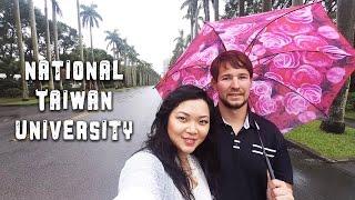 TRAVEL TAIPEI TAIWAN | National Taiwan University 台灣大學 #2 thumbnail