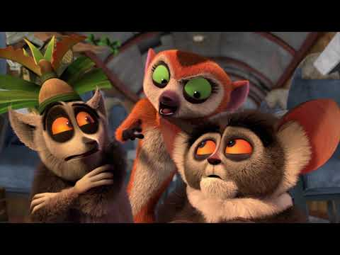 Saúdem Todos o Rei Julien | O plano | Madagascar | Desenhos Animados