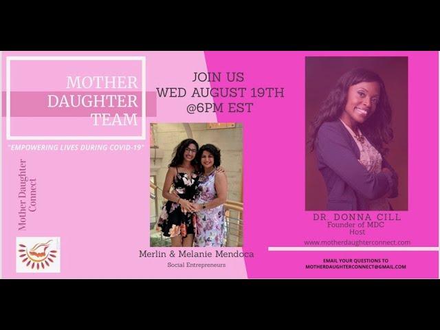 Mother Daughter Team -Social Entrepreneurship during COVID-19