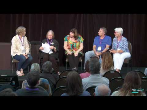 """History of AMT - Panel Discussion """"Rubbing and Hitting"""""""