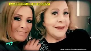 Alejandra Guzmán habló sobre el conflicto de la familia Pinal   De Primera Mano