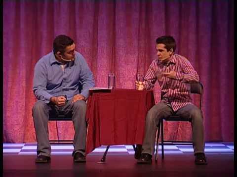 Dominic et Martin - Le verre d'eau
