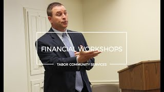 Tim | Tabor's Financial Workshop Instructor