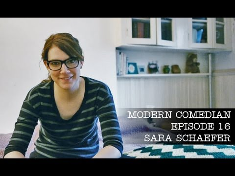 Sara Schaefer - All In | Modern Comedian - Episode 16 - YouTube