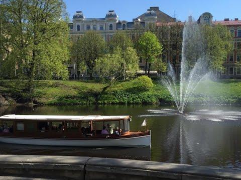 Riga tourist top 10
