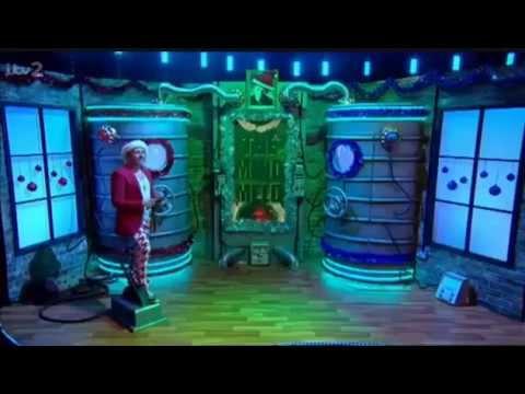 Susanna Reid ~ Celebrity Juice Christmas Special