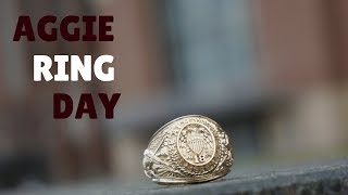 AGGIE RING DAY ( Texas A&M University )