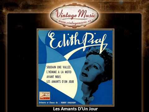 Edith Piaf -- Les Amants D'Un Jour (VintageMusic.es) mp3
