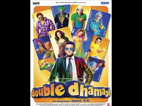 Chal Kudiye (Full Video Music Song) Double Dhamaal - ft - Sunjay Dut - Anand Raj Anand & Mika Singh