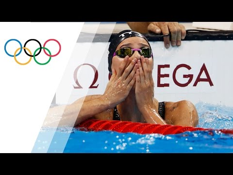 Denmark's Blume wins gold in Women's 50m Freestyle