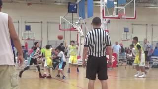 h1 thunder vs jw basketball full game ogp 12u 7 1 2017