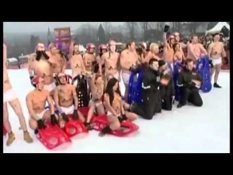 Thả ngực trần thi trượt tuyết - iTViet.Vn.mp4