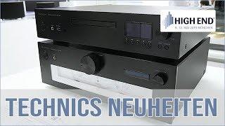 Technics SC-C30 + SU-G700 & SL-G700 Black Edition