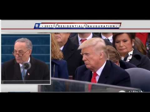 Is Senator Chuck Schumer Predicting The Assassination Of Sir President Trump?