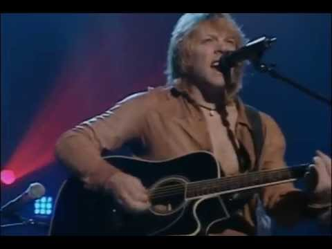 Bon Jovi - Heroes (David Bowie cover - Yokohama 2003)