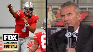 Ohio State's Week 1 win 'wasn't perfect…pretty darn close, though' — Urban Meyer   CFB ON FOX