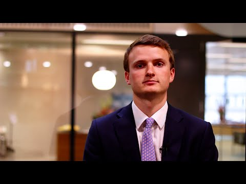 An introduction to Berenberg: James McRae, Capital Markets Graduate
