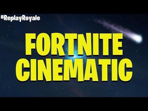FORTNITE CINEMATIC #ReplayRoyale
