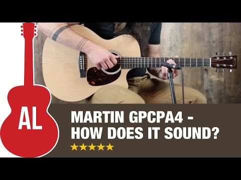 Martin GPCPA4 Review