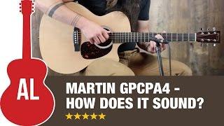 (6.22 MB) Martin GPCPA4 Review Mp3