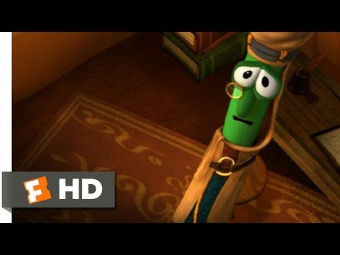 Jonah: A VeggieTales Movie (4/11) Movie CLIP - It Cannot Be (2002) HD