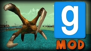 Garry's Mod: Alien Swarm Mod Showcase