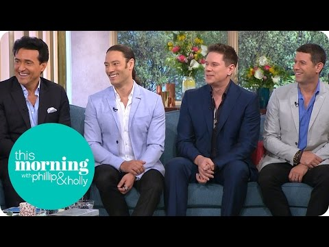 Il Divo On Their Latest Tour | This Morning