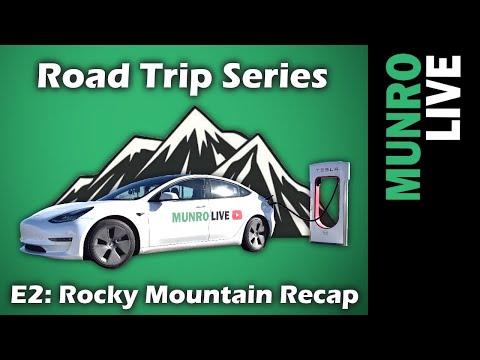 Road Trip - E2: Rocky Mountain Recap