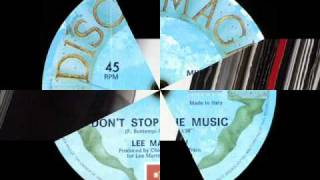 LEE MARROW - DON