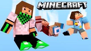 ПОТЕРЯЛИ ВСЕХ ТИММЕЙТОВ - Minecraft Скай Варс (Mini-Game)