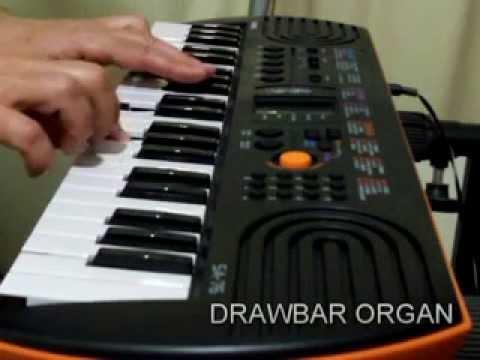 1c623bbf1 CASIO SA-76  SA-77  SA-78 Best Review (análise mini teclado para crianças -  mini keyboard for Kids)