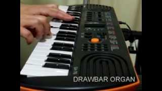 CASIO SA-76/ SA-77/ SA-78 Best Review (análise mini teclado para crianças - mini keyboard for Kids)