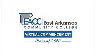 EACC Virtual Commencement Ceremony 2020