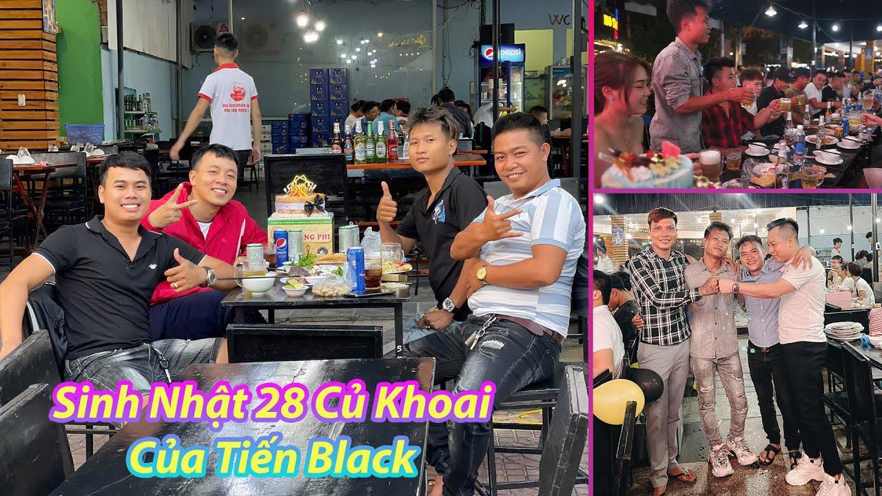 Chúc Mừng Sinh Nhật 28 Tuổi Của Tiến Black - Cảm Ơn Các Bạn Rất Nhiều