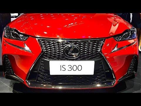 ВОЗВРАЩЕНИЕ самого НАДЕЖНОГО премиум седана Lexus IS 300 2018 F Sport