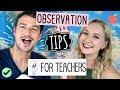 Lesson Observation Tips For Teachers